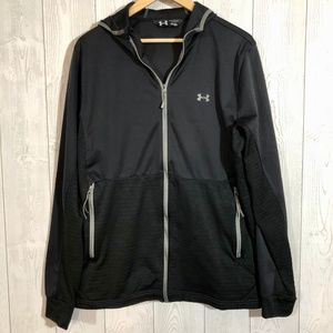 UNDER ARMOUR Full Zip Athletic Sweater